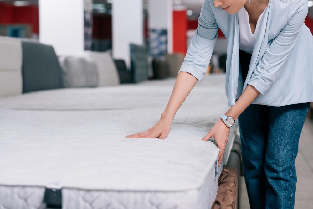 Výběr matrace ze studené pěny
